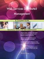 Web Services Distributed Management A Complete Guide