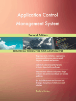 Application Control Management System Second Edition