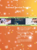 Business Service Provider (BSP) Complete Self-Assessment Guide