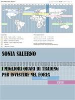 I migliori orari di trading per investire nel forex