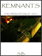 Remnants (The Order of Hakat - Vol I)
