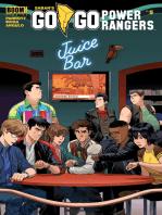Saban's Go Go Power Rangers #5