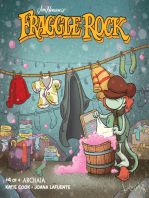 Jim Henson's Fraggle Rock #4
