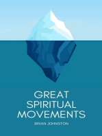 Great Spiritual Movements
