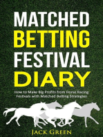 Matched Betting Festival Diary
