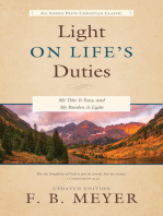 Light on Life's Duties