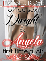 Office Sex Dwight & Angela