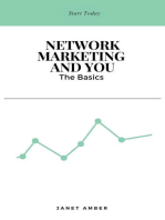 Network Marketing and You