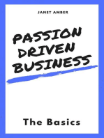 Passion Driven Business