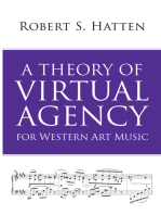 A Theory of Virtual Agency for Western Art Music
