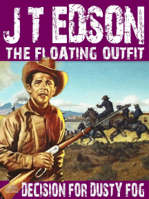 The Floating Outfit 27: Decision for Dusty Fog
