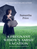 A Pregnant Widow's Amish Vacation