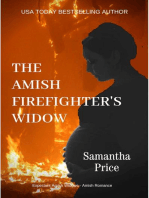 The Amish Firefighter's Widow
