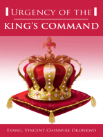 Urgency of the King's Command