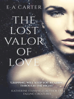 The Lost Valor of Love: Transcendence, #1