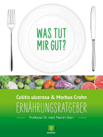Ernährungsratgeber Colitis ulcerosa und Morbus Crohn