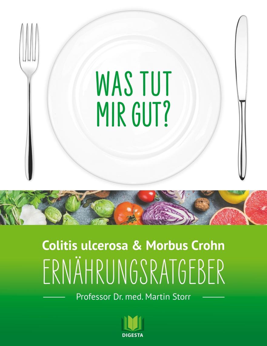 Diät zur Heilung von Colitis ulcerosa