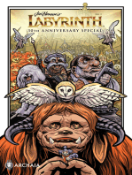 Jim Henson's Labyrinth 2016 30th Anniversary Special