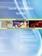 Local innovation system Second Edition