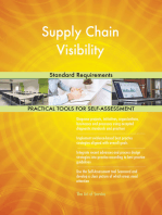 Supply Chain Visibility Standard Requirements