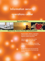 Information security operations center Second Edition