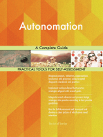 Autonomation A Complete Guide