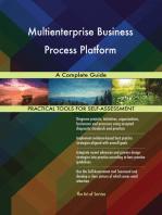 Multienterprise Business Process Platform A Complete Guide