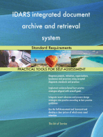 IDARS integrated document archive and retrieval system Standard Requirements