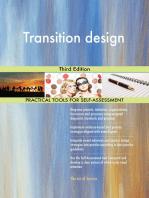 Transition design Third Edition