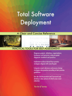 Total Software Deployment A Clear and Concise Reference