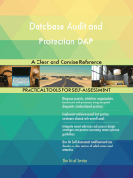 Database Audit and Protection DAP A Clear and Concise Reference