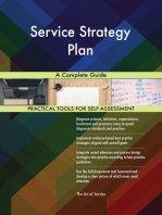 Service Strategy Plan A Complete Guide