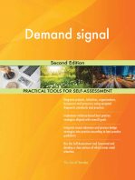 Demand signal Second Edition