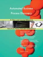 Automated Business Process Discovery A Clear and Concise Reference