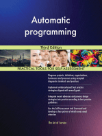 Automatic programming Third Edition