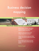 Business decision mapping A Complete Guide