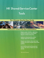 HR Shared-Service-Center Tools The Ultimate Step-By-Step Guide