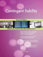 Contingent liability Second Edition