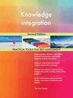 Knowledge integration Second Edition