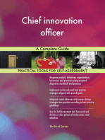 Chief innovation officer A Complete Guide