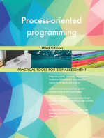 Process-oriented programming Third Edition