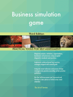 Business simulation game Third Edition