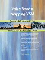 Value Stream Mapping VSM Complete Self-Assessment Guide