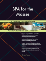 BPA for the Masses A Clear and Concise Reference