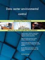 Data center environmental control Standard Requirements
