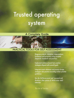 Trusted operating system A Complete Guide