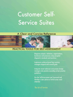 Customer Self-Service Suites A Clear and Concise Reference
