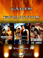Earth Evolution Series