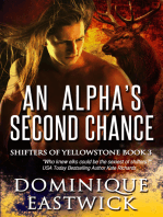 An Alpha's Second Chance (Shifters of Yellowstone Book 3)