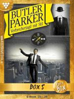 Butler Parker Jubiläumsbox 5 – Kriminalroman